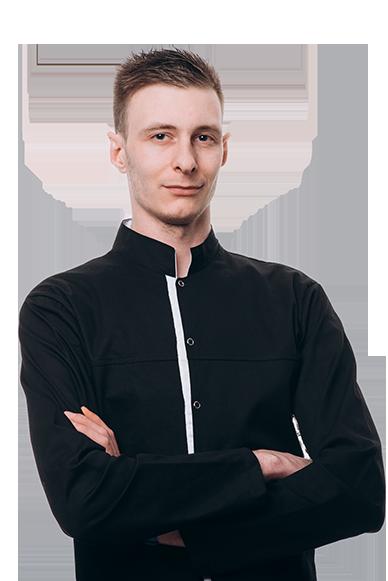Лікар-ендодонт Карпенко Віктор